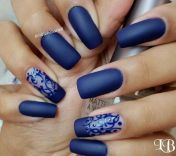 navy blue pinterest