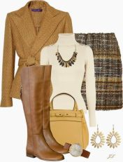 -winter-outfit-ideas-office womenoutfits