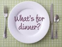 dinner'