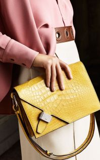 Bally Accessories Spring Summer 2016