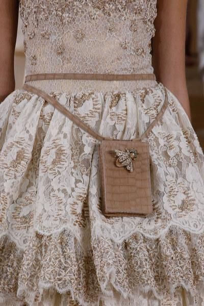 Chanel Spring 2016 Couture collection.