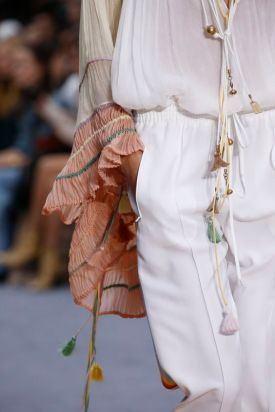 Chloé Spring 2016 Ready-to-Wear collection.