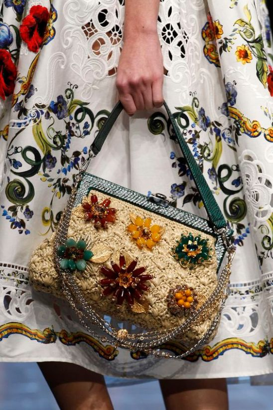 Dolce & Gabbana Spring 2016 Ready-to-Wear collection.