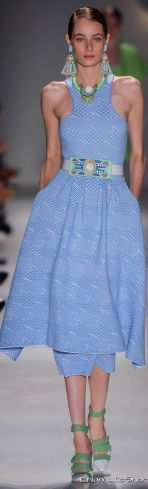 GIG COUTURE Summer 2016 Ready-to-Wear