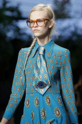 Gucci Spring 2016 Ready-to-Wear collection.