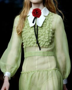 Gucci spring-summer 2016