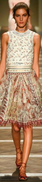 The complete Etro Spring 2016