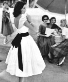 woman in 50's