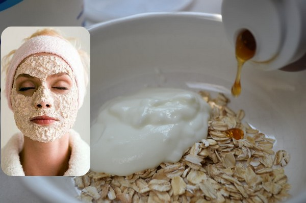 Oatmeal Acne Face Body Mask Homemade Style Your Muse